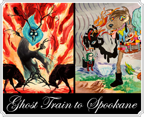 Ghost Train to Spookane