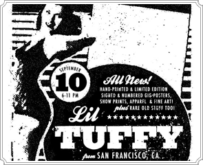 Rock Posters - Lil Tuffy